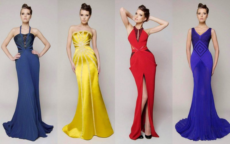 Lichte jurken
