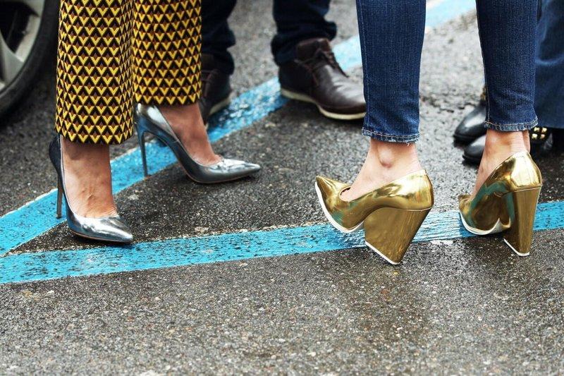 Metaliniai batai