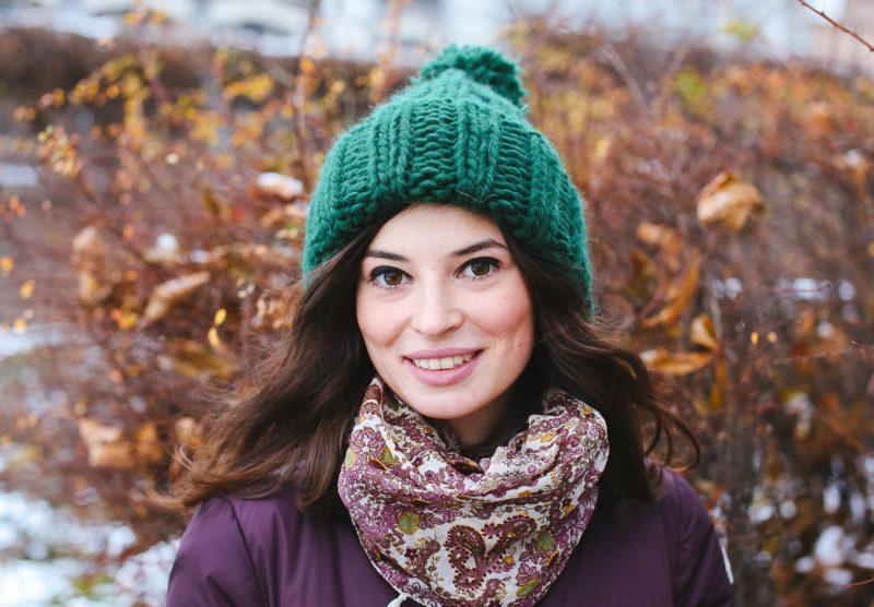 Smaragdinė skrybėlė