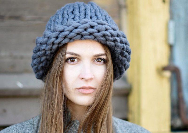 Helsinkio pilka skrybėlė