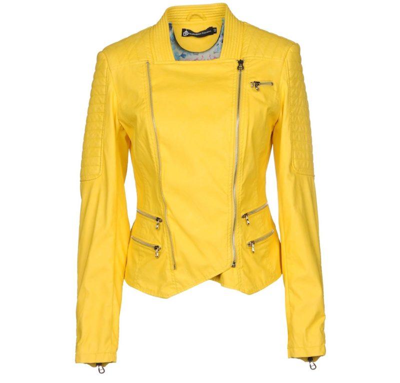 Ceylon geel jasje