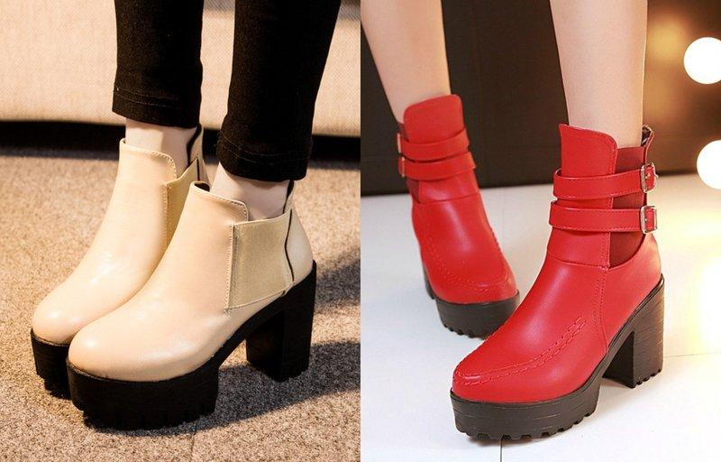 Stilingi plataus kulno batai