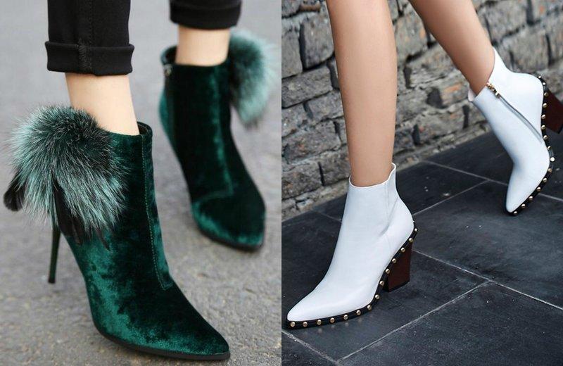 Originalūs smailių batų batai