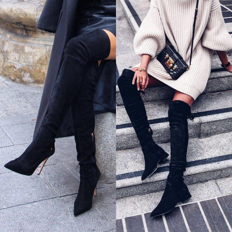 Trikotažo batai: sezono tendencijos ir naujos prekės