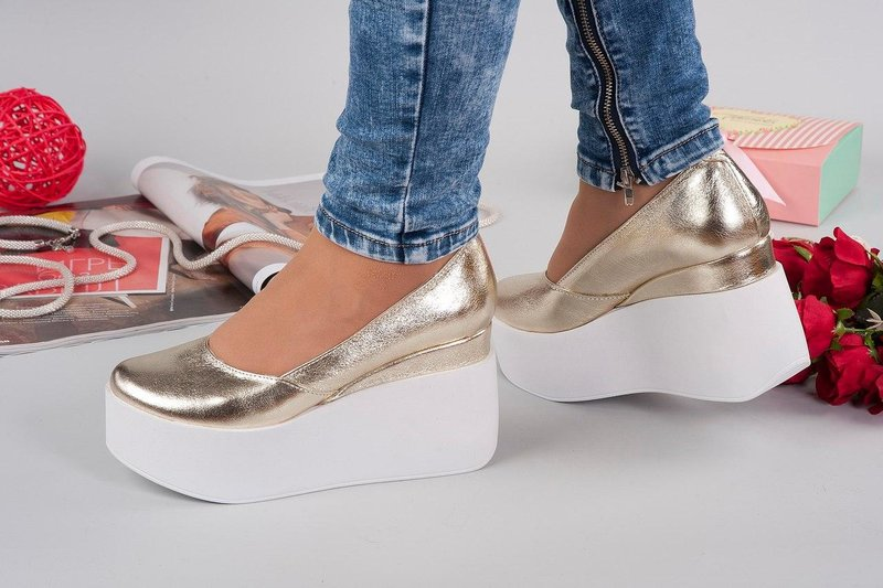 Aukštos platformos batai