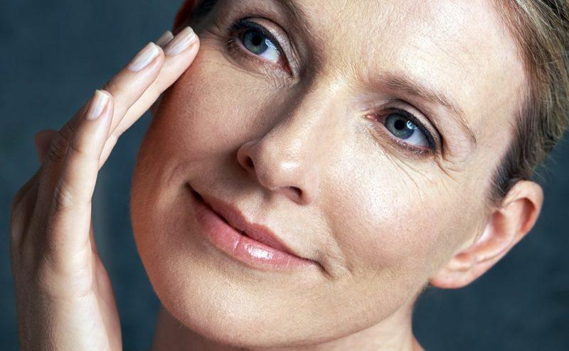 Tekenen van huidveroudering