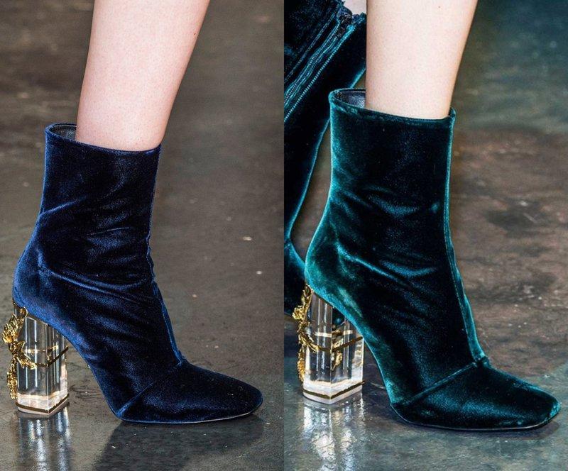 Rudens batų modeliai su neįprastu kulnu