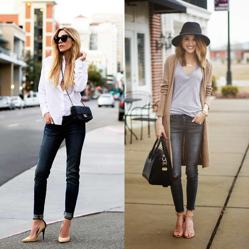 Klassieke skinny jeans