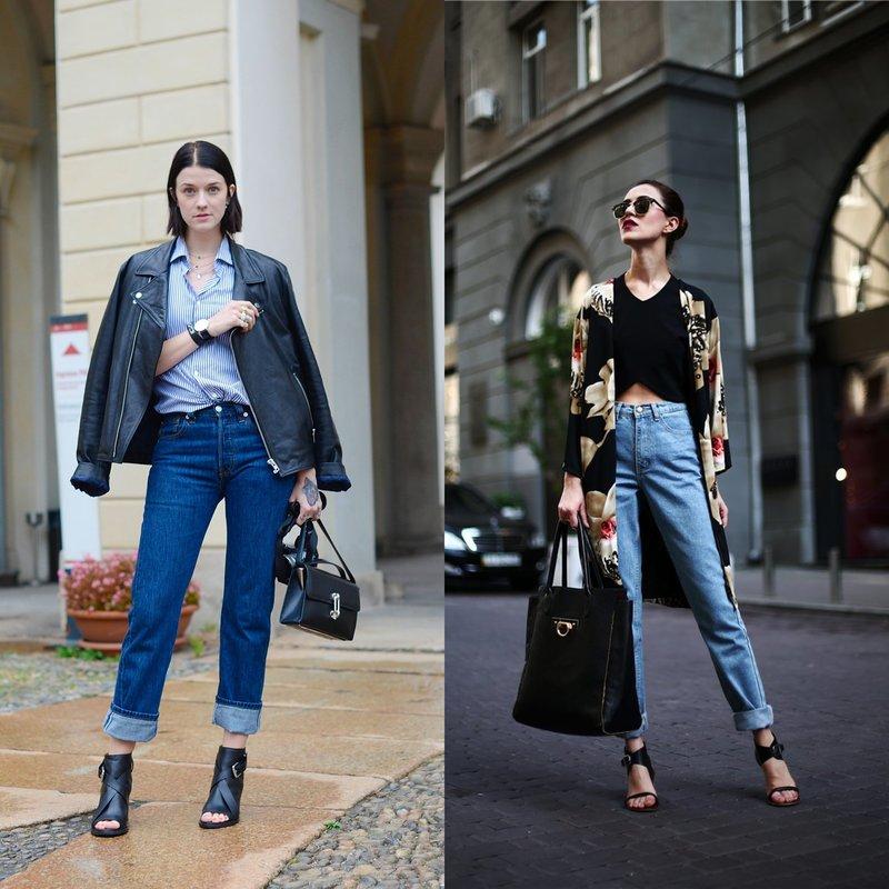 Stijlvolle modellen moeders jeans