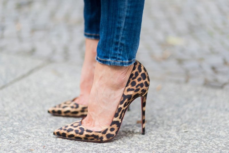 Leopardo batai