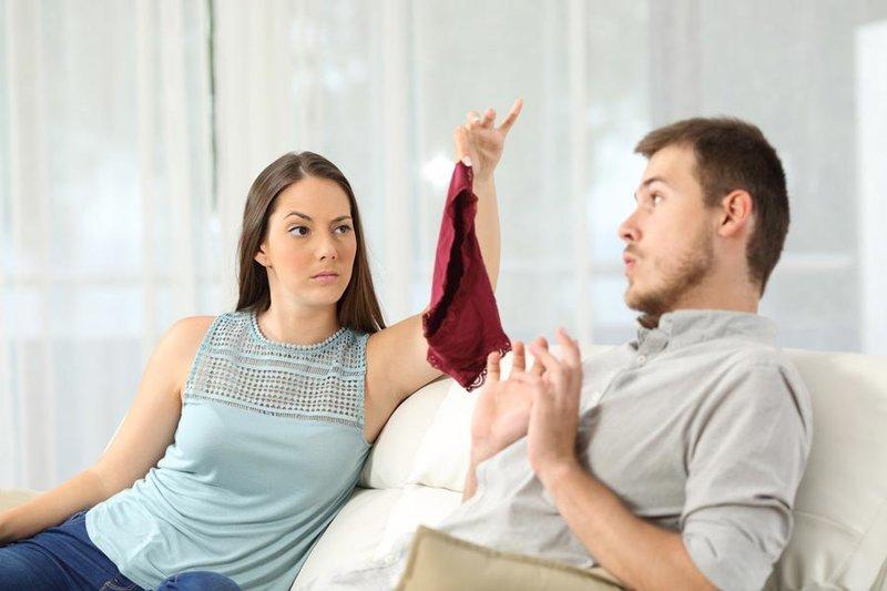 Vyro apgaudinėjimas
