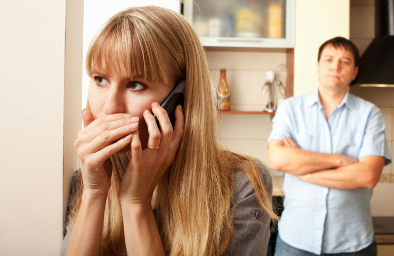 Apgaudinėjanti žmona