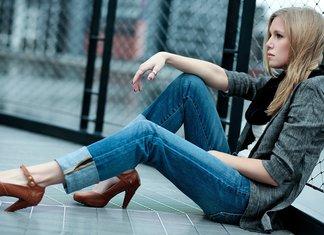 Jeans de la mode féminine: tendances et nouveautés 2019