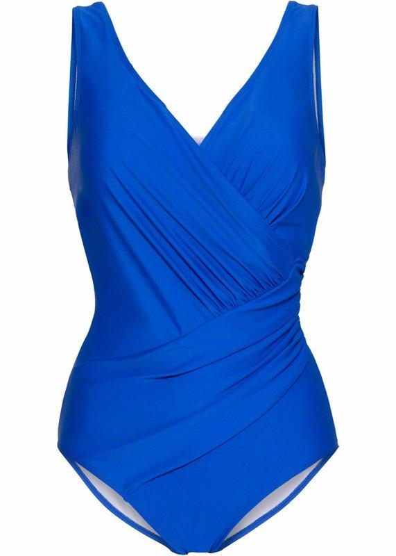 Karališkas mėlynas maudymosi kostiumėlis