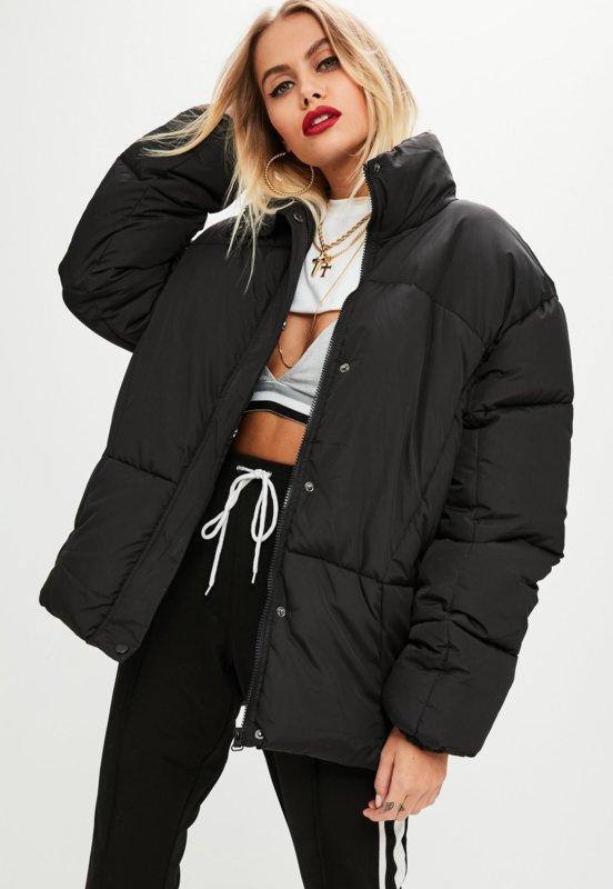 Oversized jas