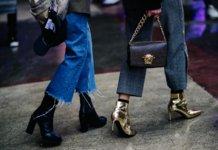 Chaussures femme à la mode automne-hiver