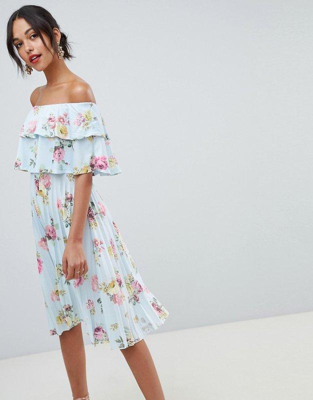 """""""Midi"""" vasaros suknelė"""