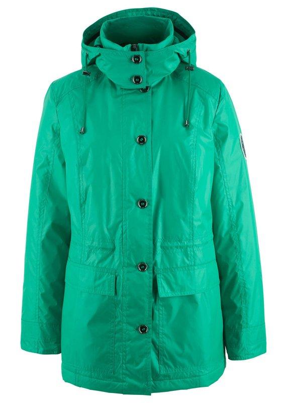 Modieus groen jasje