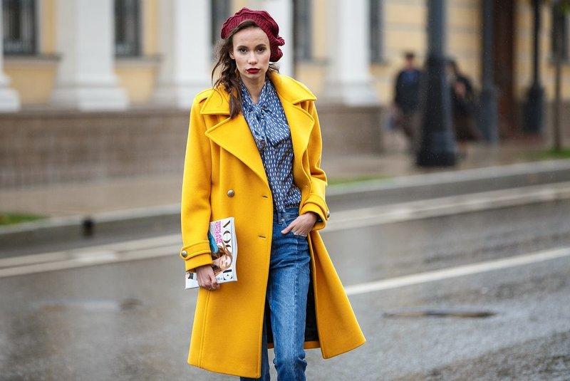 Madingi moteriški paltai