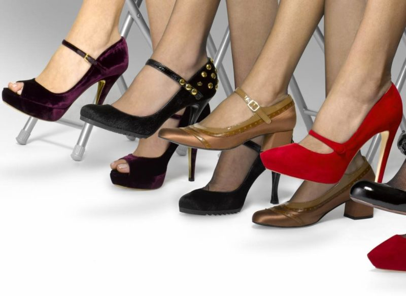 Batai su dirželiu