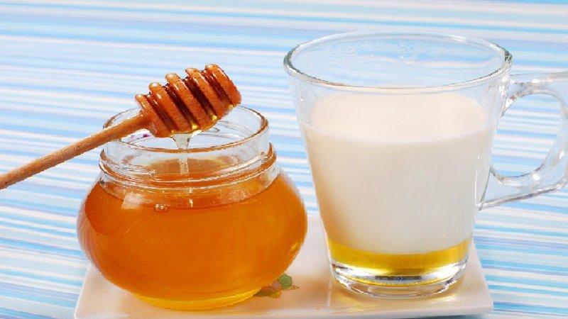 Melk en honing