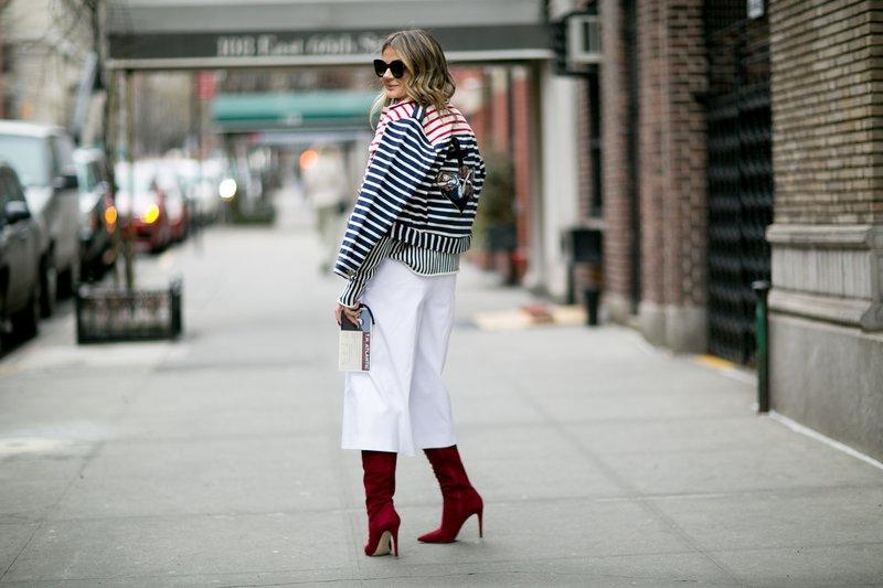Witte Pantaloons