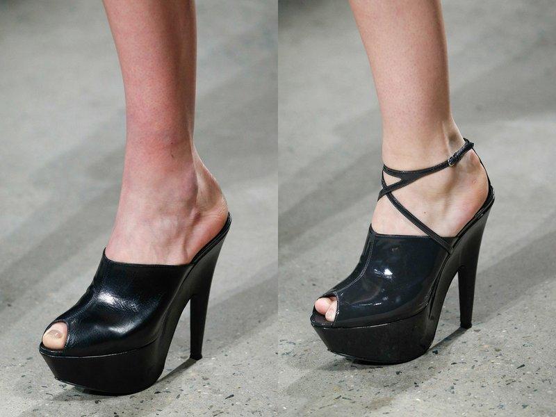 Juodi batai pavasariui ir vasarai