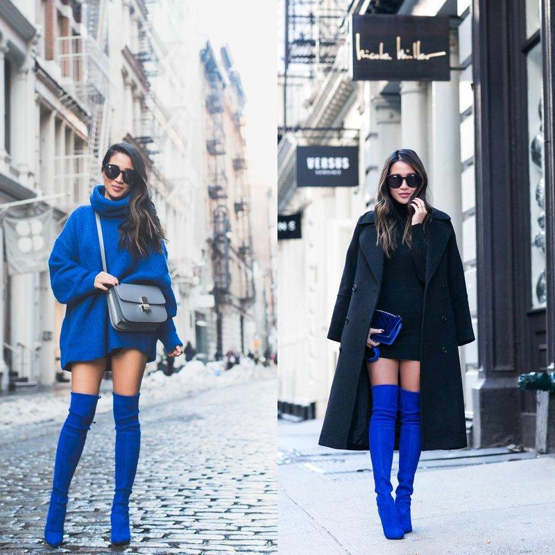 Moteriški batai: madingos spalvos