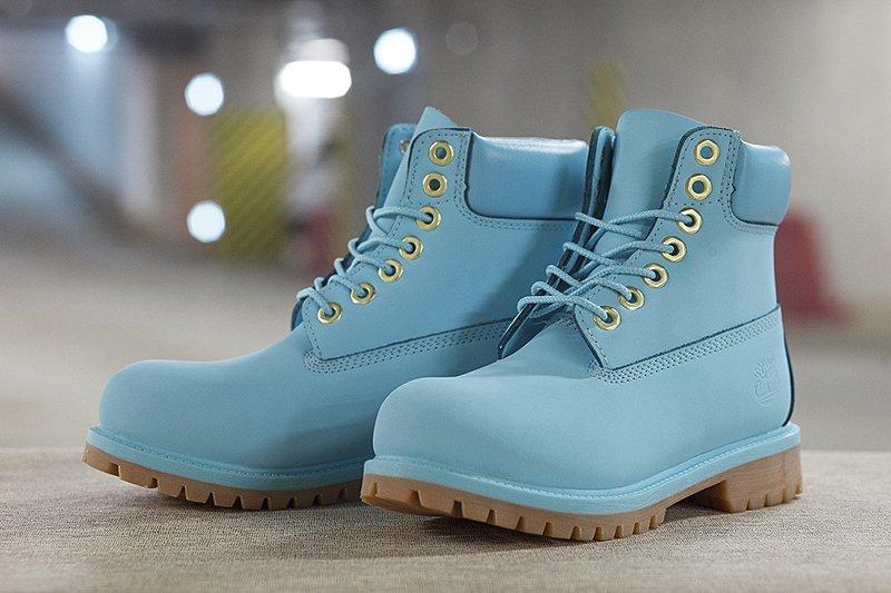 Moteriški žieminiai batai mėlyna spalva