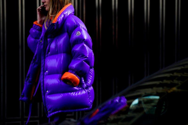 Modieuze kleuren voor jassen 2019