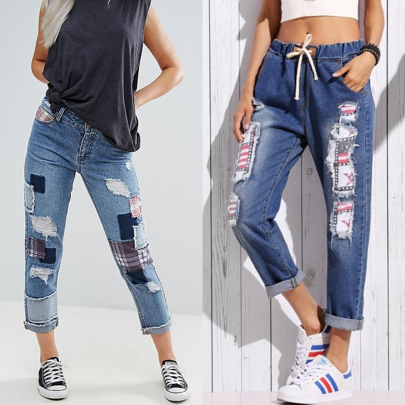 Jeans Decor: Trends 2019