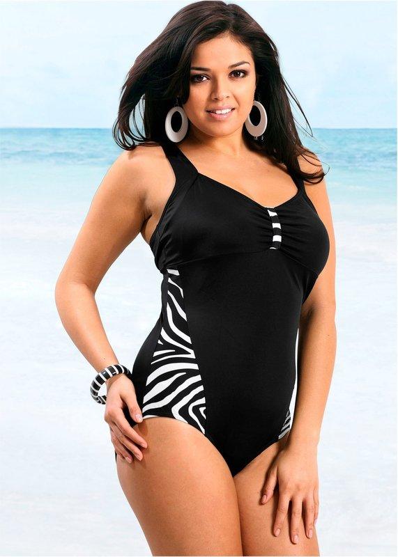 Vieno gabalo maudymosi kostiumėlis visai moteriai
