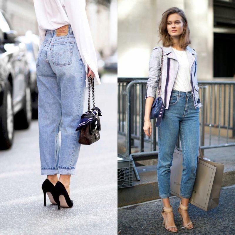 Moms jeans: stijlvol uiterlijk