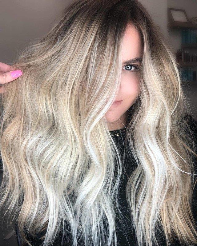 Kleine haarverwijdering op lang haar
