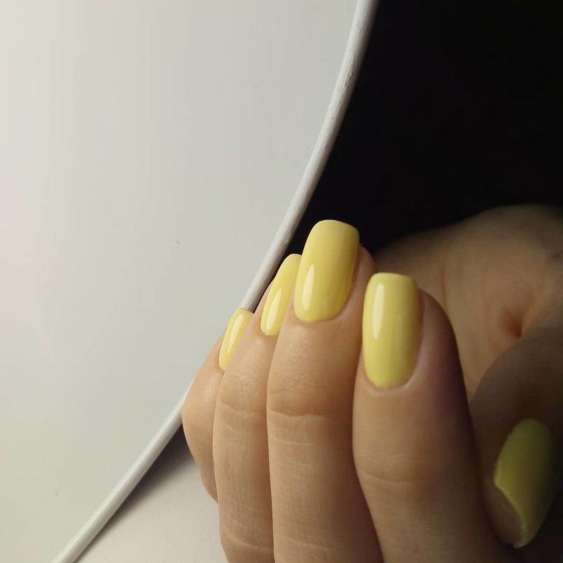Subtiliai pastelinė geltona