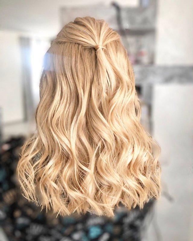 Malvinka voor blondines