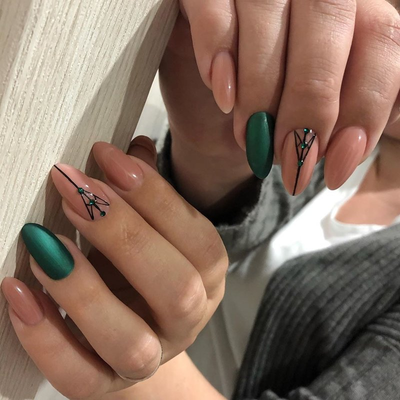 Smaragdiniai nagai