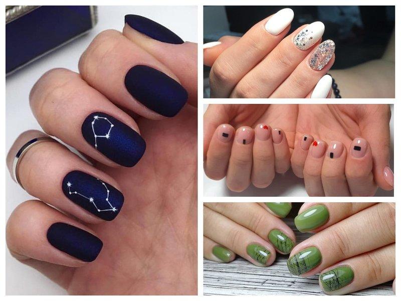 Stylisme de mode pour les ongles