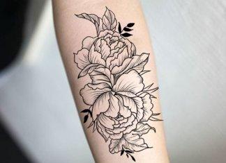 Overzicht tattoo schetsen