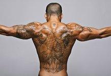 Tatouages de mode pour hommes