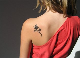 Kleine tatoeages voor meisjes