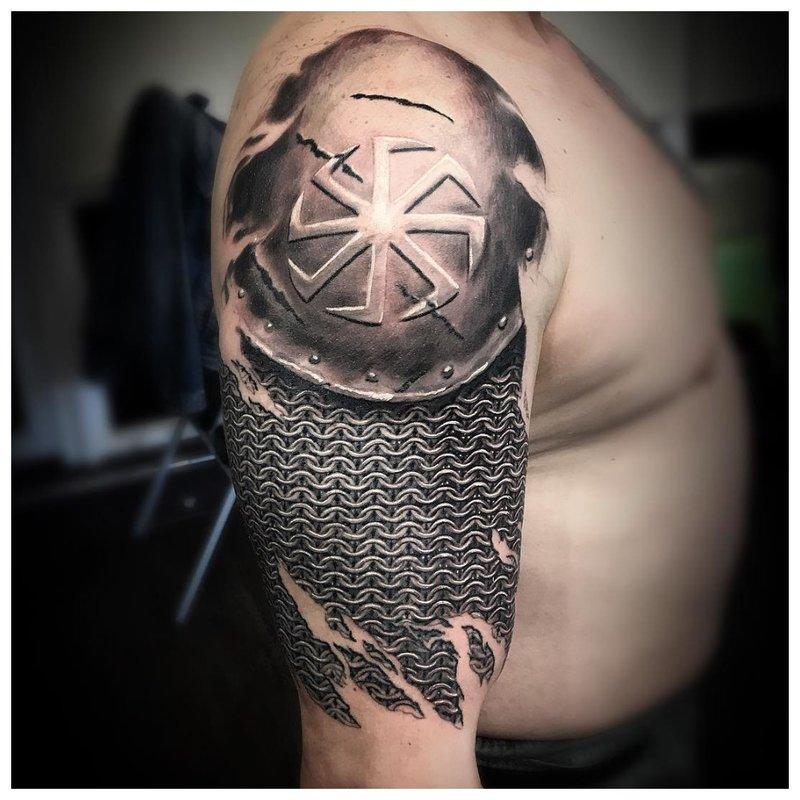 Slavų tatuiruotė