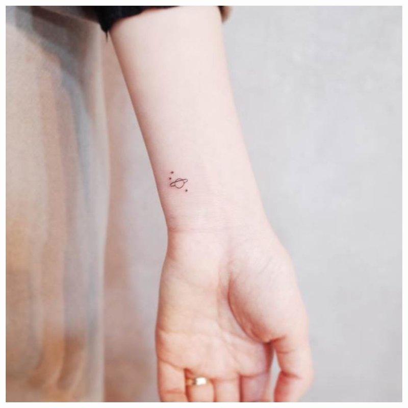 Tvarkinga tatuiruotė