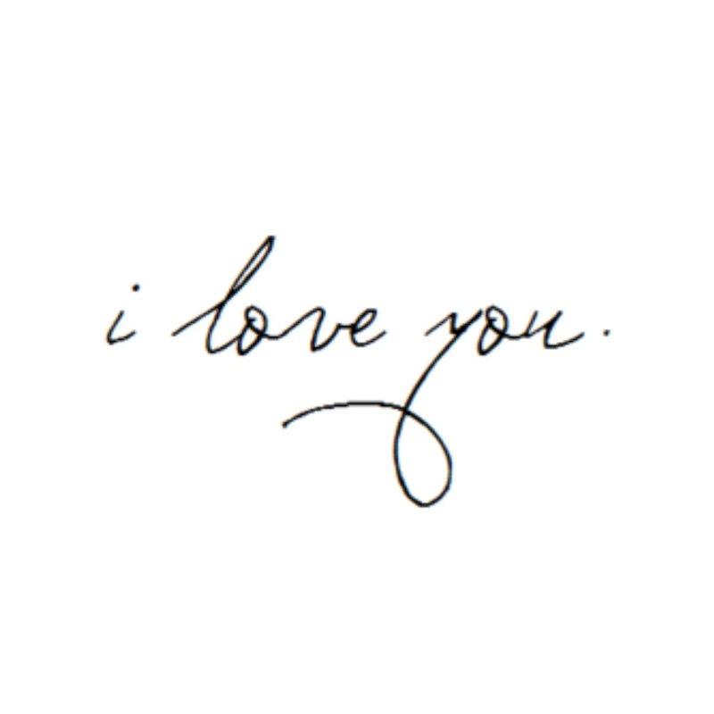 Tatuiruotės patirtis - aš tave myliu