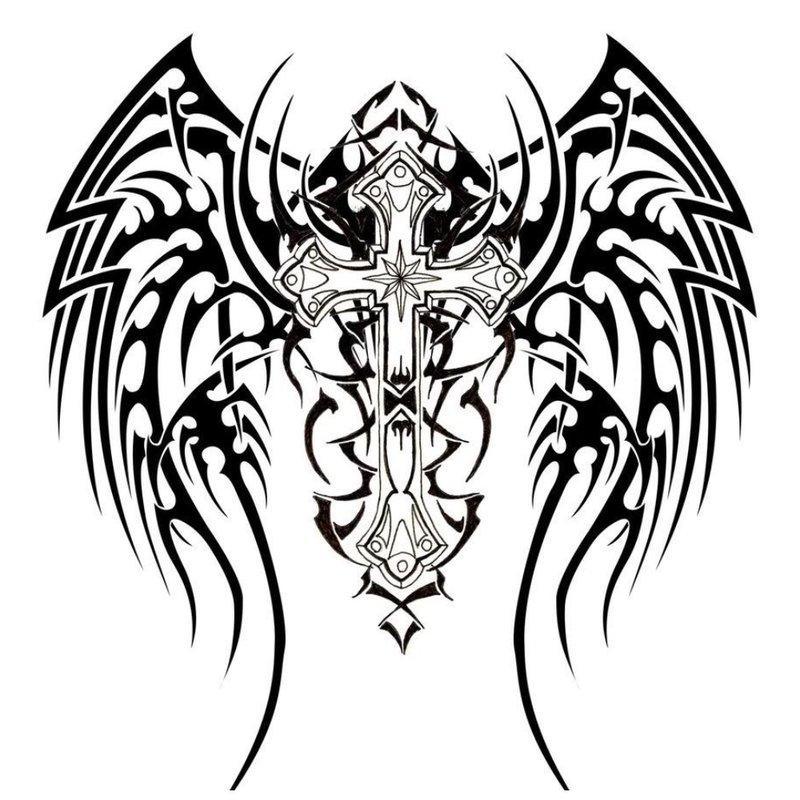 Tatuiruotės eskizas žmogui