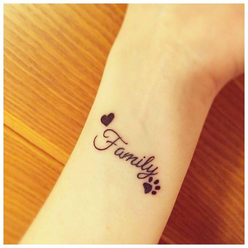 Šeimos tatuiruotė