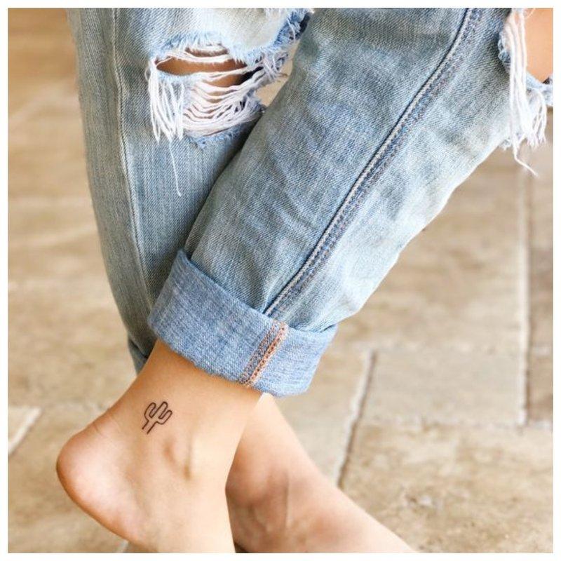 Kaktuso tatuiruotė
