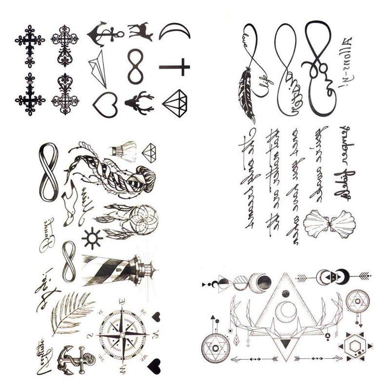 Simboliniai tatuiruočių eskizai