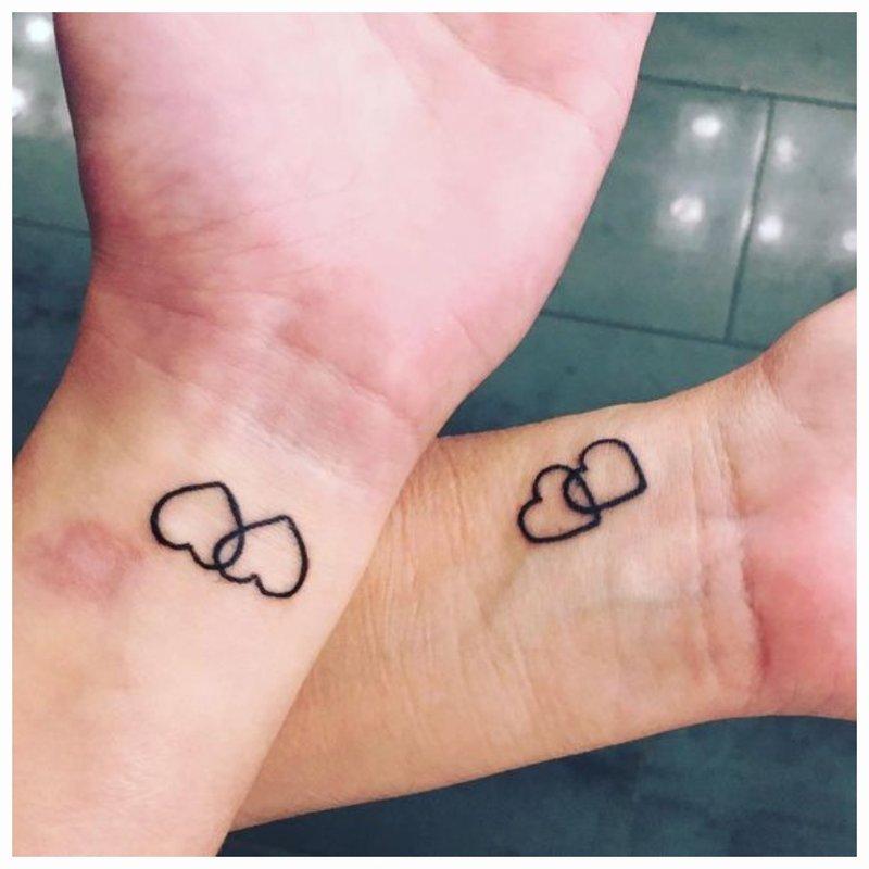 Širdies tatuiruotė