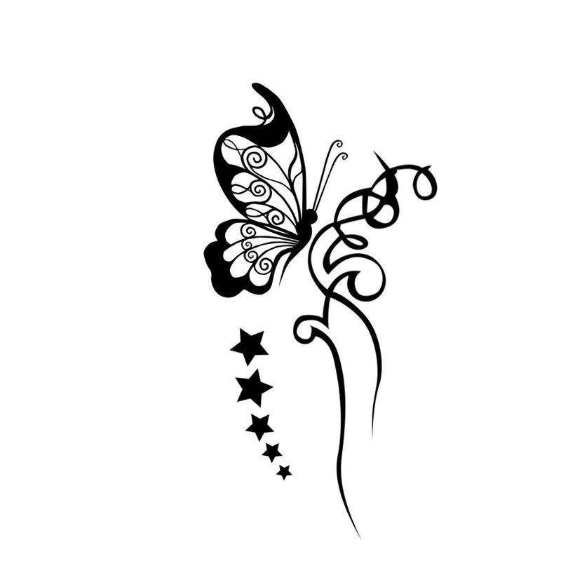 Originalus tatuiruotės eskizas